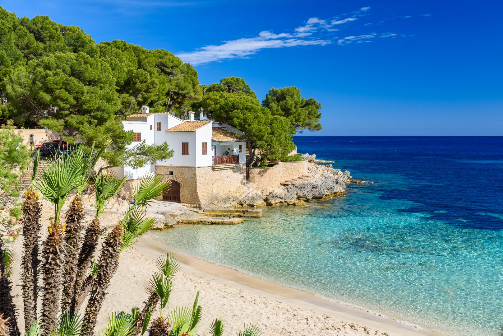 Ferienhäuser & Ferienwohnungen am Strand weltweit