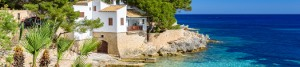 Beach houses in Dalmatia