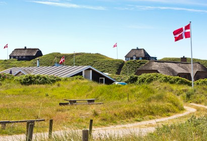 Holiday villages and resorts in Denmark