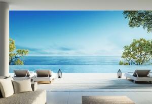 Ferienwohnungen und -häuser mit Meerblick