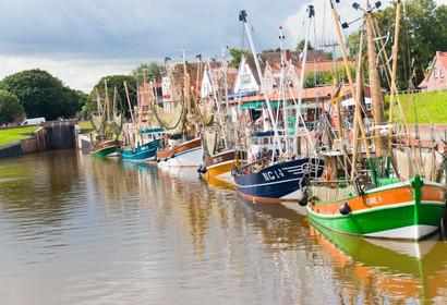East Frisia - 116 Unterkünfte