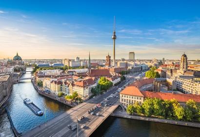 Berlin - 50 Unterkünfte