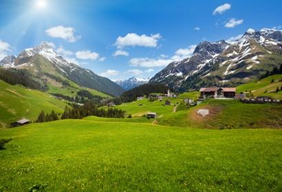 Vorarlberg - 404 Unterkünfte