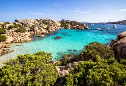 Sardinien - 369 Unterkünfte