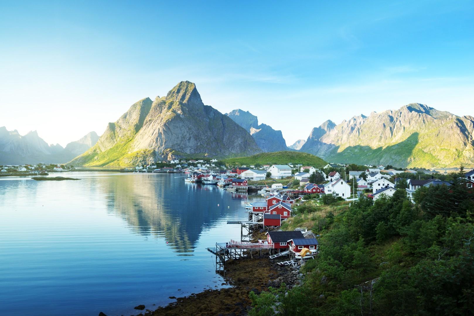 ferienwohnungen und ferienh user in norwegen mieten urlaub in norwegen