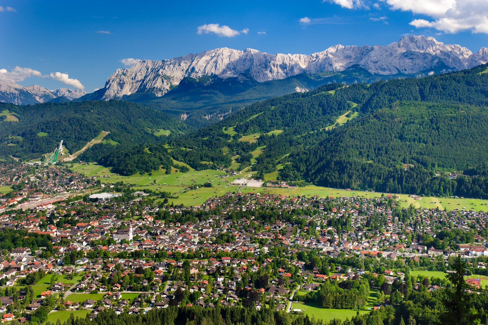 Garmisch Partenkirchen Bad