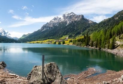 Graubünden - 104 Unterkünfte
