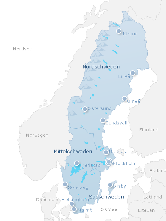 Rent holiday houses and holiday apartments in sweden for Holiday apartments in stockholm